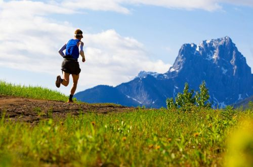 Fight anxiety and depression by running