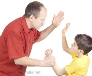 Spanking may Affect a Child's Brain Development