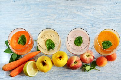 Fruit Juice, Smoothies, and Whole Fruit: Is One More Nutritious Than the Other?