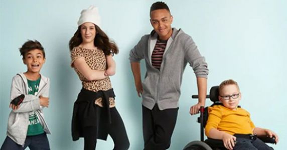 Kohl's Now Has An Adaptive Clothing Line For Kids With Special Needs