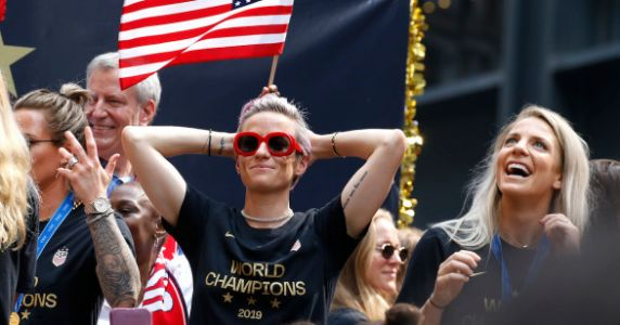 P&G Is Closing The US Soccer Pay Gap Because Apparently No One Else Will