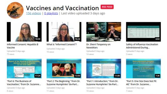 Discover the world's most amazing collection of vaccine truth videos on this channel at Brighteon.com