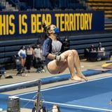 Perfection in a Mask: UC Berkeley Gymnast Emi Watterson Gets a 10 on Bars