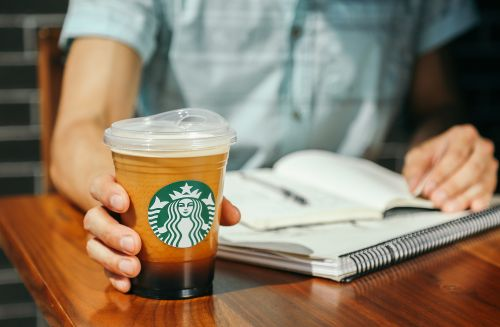 Starbucks Vows To Stop Using Plastic Straws By 2020