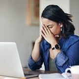 Screen-Time Headaches Suck - But Sitting Farther Away From Your Computer Can Help