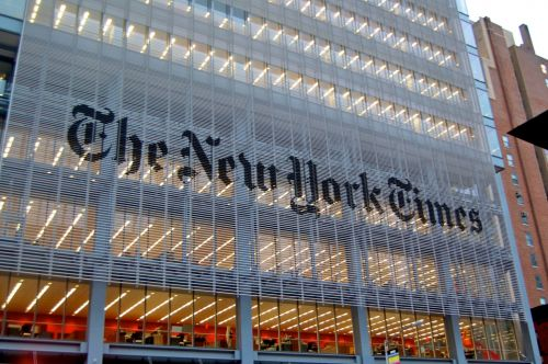 The NYTimes is desperately trying to start a war with Russia by claiming top secret U.S. cyber operations are attacking Russia - just to 'get Trump'