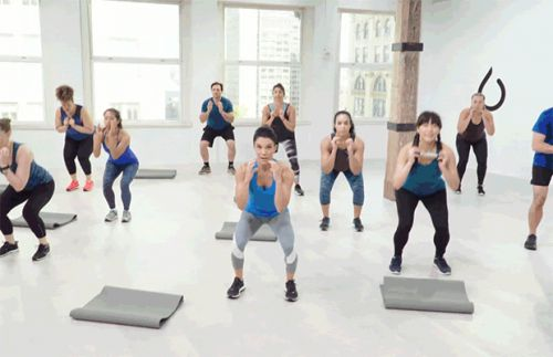 Get Fit Fast With This Total-Body EMOM Workout