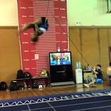 If You've Never Seen How Olympic Divers Train on Land, It's More Impressive Than You Think!