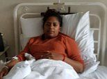 Mother-of-two left bedbound after catching Lyme disease