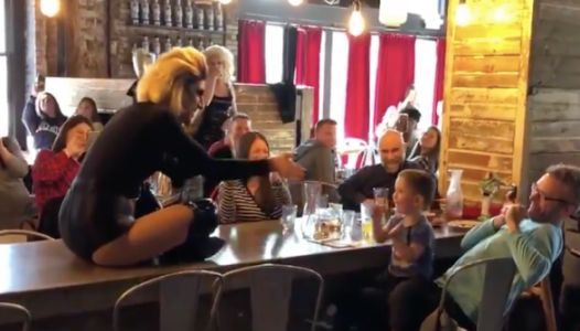 Drag Queen Sings 'Baby Shark' At Toddler's Request And Nails It