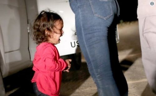 "TIME Magazine admits screaming migrant girl cover is FAKE news, but says it ""captures"" a real story, so it doesn't matter"