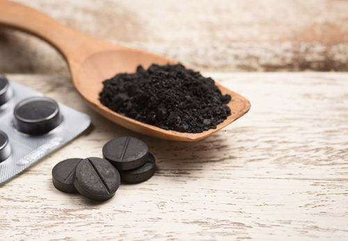 The many uses of activated charcoal as a dietary supplement