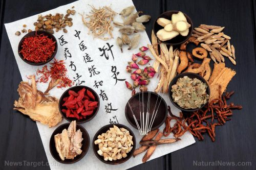 Treat delirium with a combination of acupuncture and herbal medicine