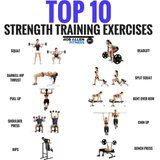 """Get the """"Most Bang For Your Buck"""" With This Trainer's Top 10 Exercises For Strength"""