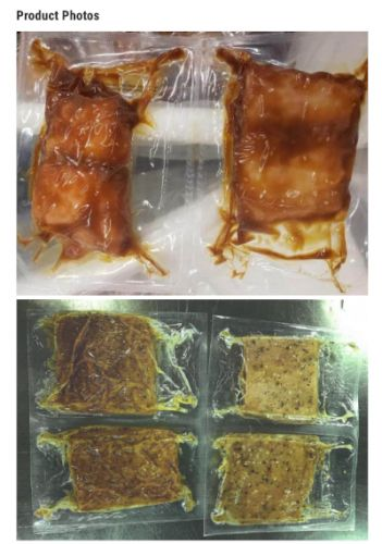 Consumer finds wrong salmon in package; recall launched because of undeclared soy