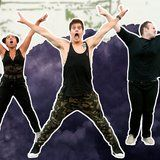"""Sweat It Out With The Fitness Marshall's """"Thriller"""" Routine - Classic Moves Included"""