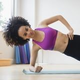 If Side Planks Hurt Your Shoulders, Try These Trainer Tips