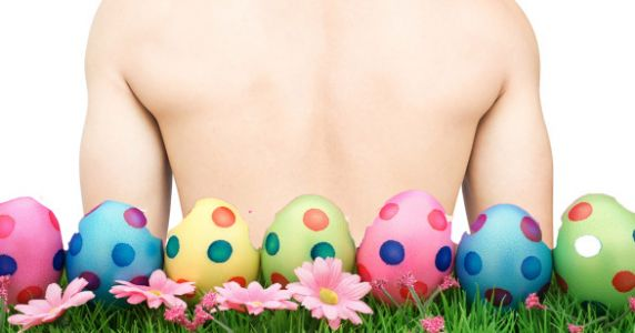 Easter Egg Butts Is The Content We're Here For