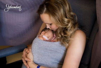 These Beautiful Photos Capture Much-Needed Cuddle Time For NICU Moms