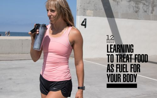 Food is Fuel: Learning to Treat Your Body Right