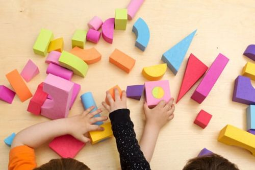 My Child Is In Daycare 45 Hours A Week - And That's Okay