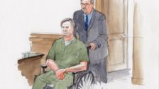 Paul Manafort Appears In Wheelchair At Court Hearing For Sentencing Date