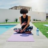 Visualize, Breathe, and Reset With Exhale: An Emotional Well-Being App For Women of Color