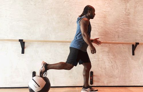 6 Slam Ball Exercises for Stronger Legs and Glutes