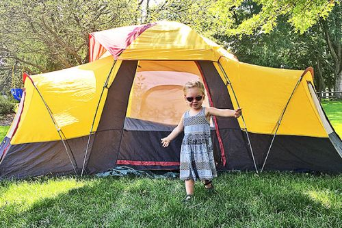 Why I Will Never Ever Ever Ever Take My Family Camping
