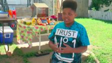 City Responds To Complaint About Boy's Hot Dog Stand By Helping Him Get Permit