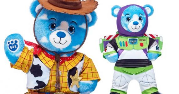 Build-A-Bear Has A 'Toy Story' Line, So Let's Go To The Mall ASAP