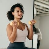 Yes, You Can Get a Good Workout With Those Light Weights You Have at Home - Here's How