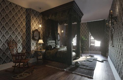Soon You Can Book A Stay In This Perfect Replica Of The Mansion From 'The Addams Family'