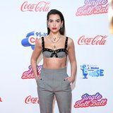 Have You Seen Dua Lipa's Abs?! Here's How She Keeps Her Body Toned and Trim