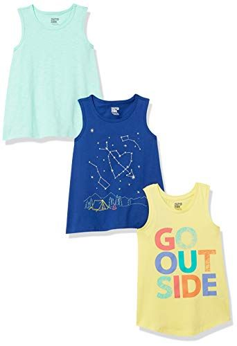 Here Are Some Cute, Functional, And Comfortable Tank Tops For Kids