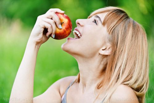 Study finds that apples improve sexual function in women