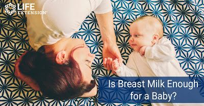 Is Breast Milk Enough for a Baby?