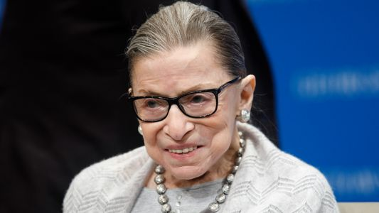 Ginsburg died peacefully, unlike the tens of millions of babies whose violent murder she advocated