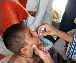Anti-Polio Drive Targeting 10 Million Children Begins in Pakistan