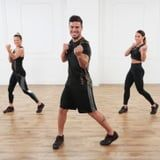 Get Your Heart Rate Up and Break a Sweat With This 30-Minute Strong by Zumba® Cardio Workout