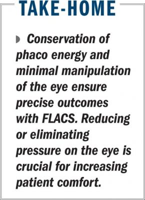 FLACS offers enhanced surgical precision, patient safety, reliability