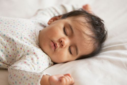 There Isn't A Golden Age When A Baby Should Sleep Through The Night
