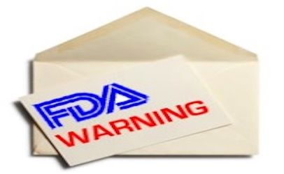 FDA warns Louisiana bakery about insanitary conditions