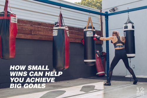 How Small Wins Can Help You Achieve Big Goals