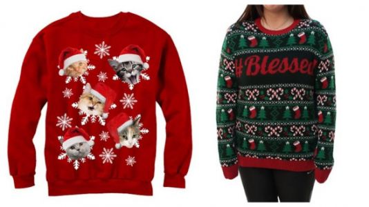 10 Ugly Christmas Sweaters You'll Actually Want To Wear
