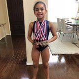 Prepare to Be Amazed by This Insanely Strong 7-Year-Old Gymnast