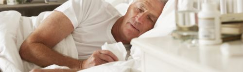 Bedridden from the flu? Medicare can't help you
