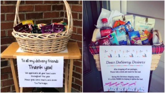 Here's A Genius Way To Thank The People Who Enable Us To Shop Without Pants