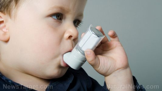 Probiotics help reduce risk of asthma in children