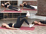 Soul Sisters reveal exercises for people with back pain